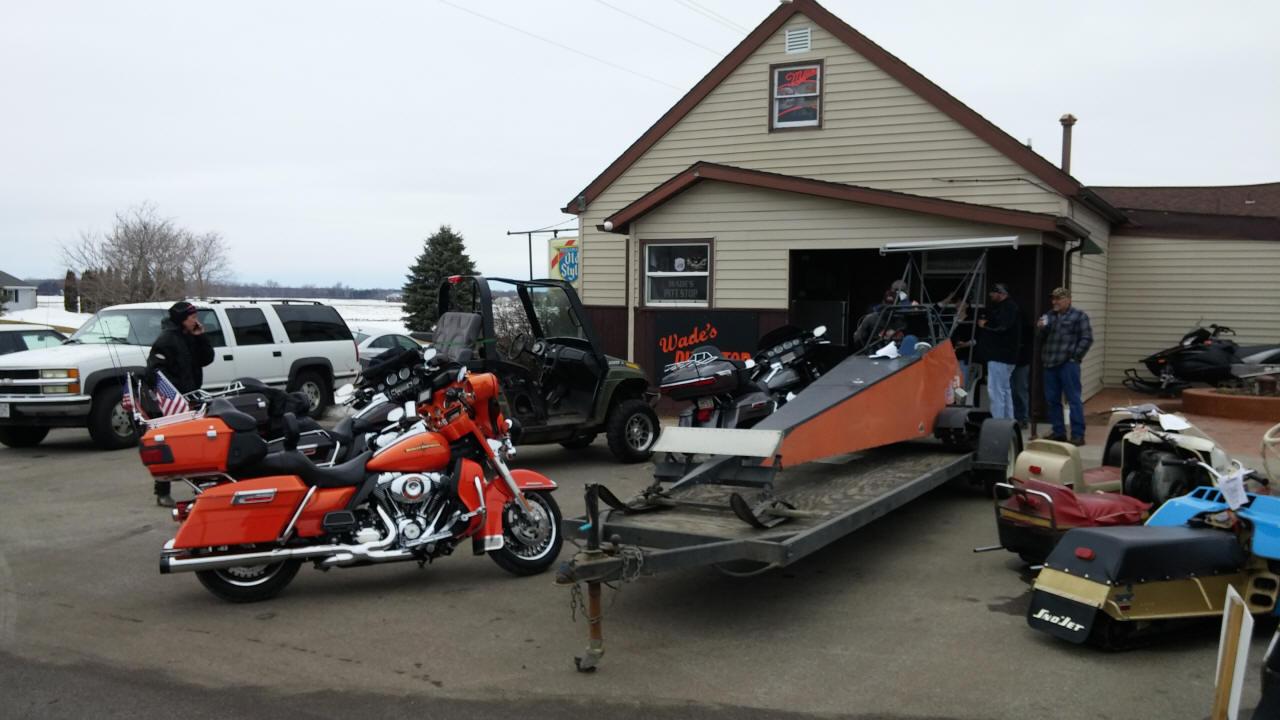 Vintage Snowmobile Clubs 53